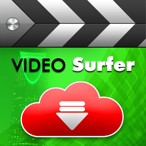 Surfer video