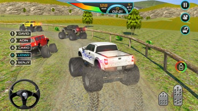 Off-road Trial Extreme Truck Racing screenshot 4