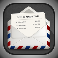 Bills Monitor Pro - Bill Manager & Reminder