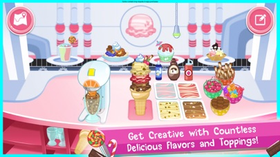 Strawberry Shortcake Ice Cream Screenshot 5