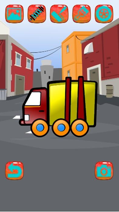 Monster design games big truck version app download for Truck design app