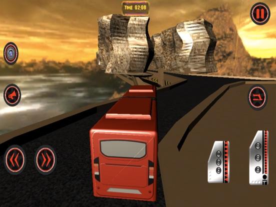 Hill Metro Bus Simulator 3d screenshot 4