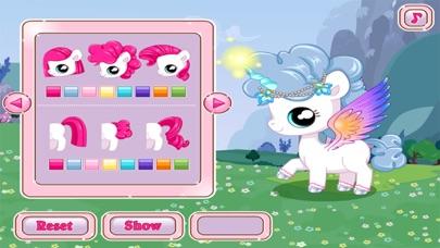 لعبة مغامرات الحصان الصغيرلقطة شاشة4