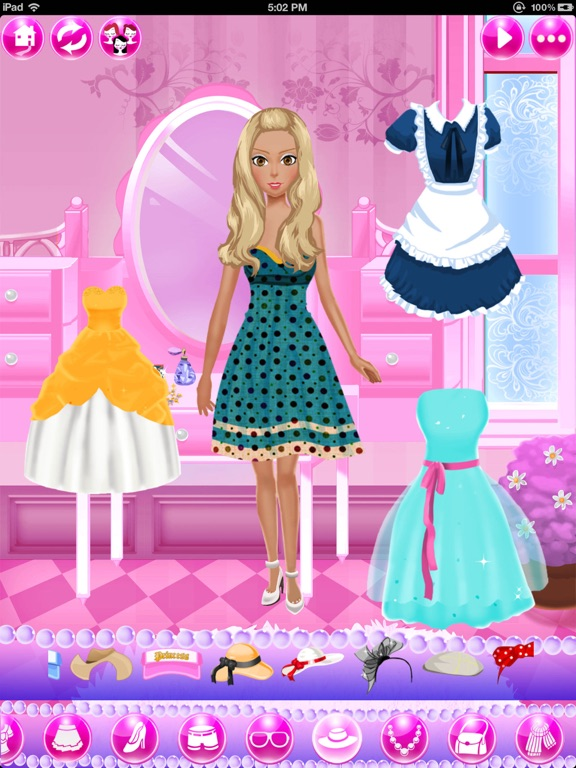 Makeover Page 1  Dress Up Games