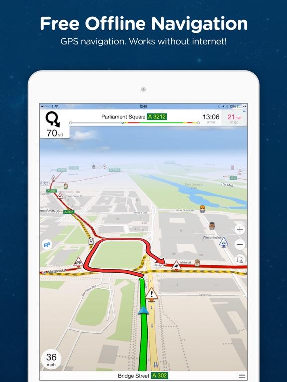 Navmii GPS Portugal Offline Navigation On The App Store - Portugal map app
