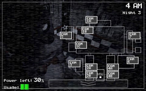 Five Nights at Freddy's screenshot 4