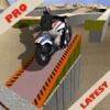 Real Xtreme Bike Stunt Driving : Desert Simulator