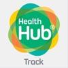 HealthHub Track App Icon