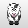 Funny Cow Stickers : Jump Over the Moon!! Wiki