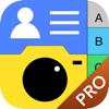 CardWiz Pro: Business Card Reader + Scanner