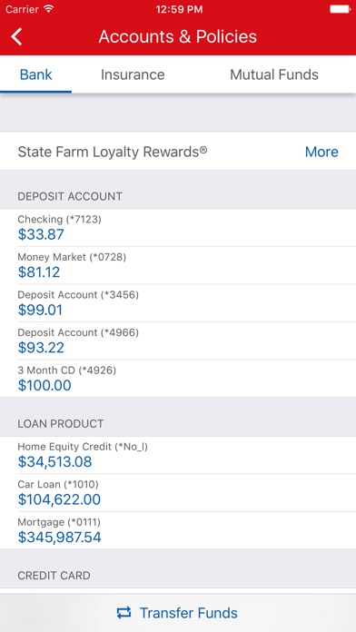 state farm insurance card  State Farm Pocket Agent® on the App Store
