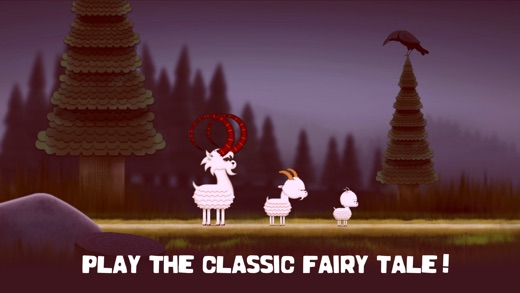 The three Billy Goats Gruff Screenshots