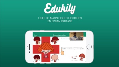 Edukily - Family Video CallCapture d'écran de 1