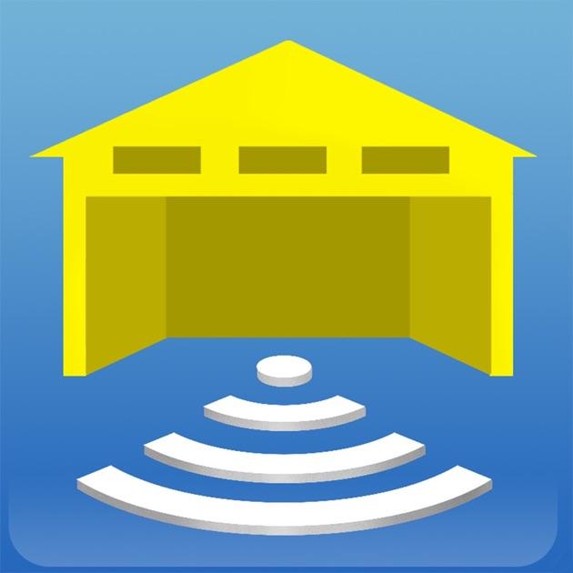 Garage door remote open sesame on the app store for App to open garage door