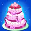 Delicioso fabricante de bolos de casamento