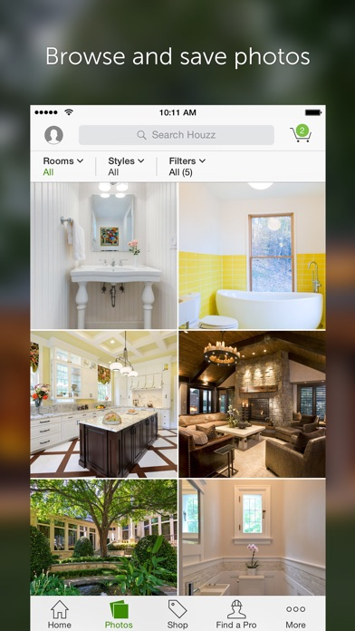 Houzz Interior Design Ideas On The App Store - Room design app