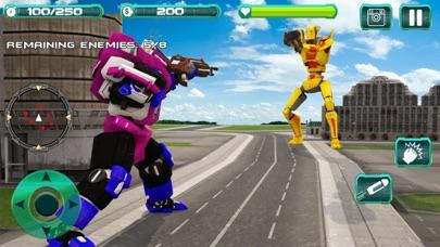 Superhero War City Battle screenshot 4