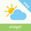 Jingzhong Wang - 温度計 Pro - 時計付き天気ウィジェット アートワーク