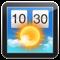 Weather Widget: Desktop forecast Pro