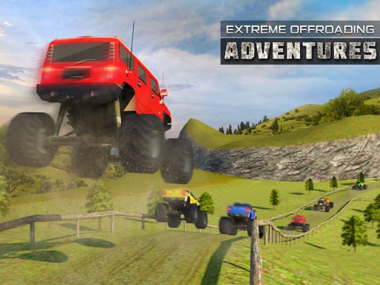 Off-road Trial Extreme Truck Racing screenshot 8