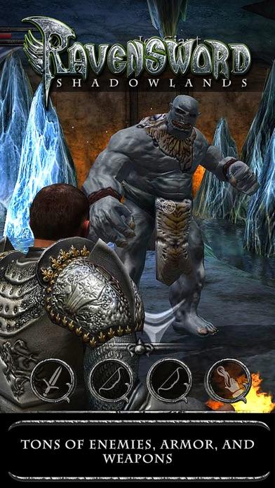 Screenshot #6 for Ravensword: Shadowlands