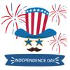 USA Independence Day 2017 Celebration Stickers Wiki