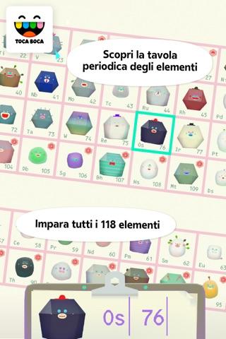 Toca Lab: Elements screenshot 1