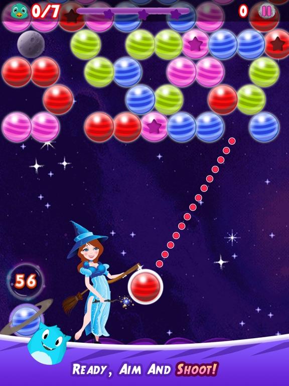 Bubble Shoot Магия на iPad