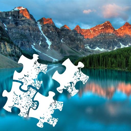 ジグソーパズル - 息を呑むほどに美しい世界の絶景