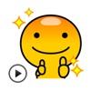 Animated Emoticon Man Emoji Sticker emoticon sticker
