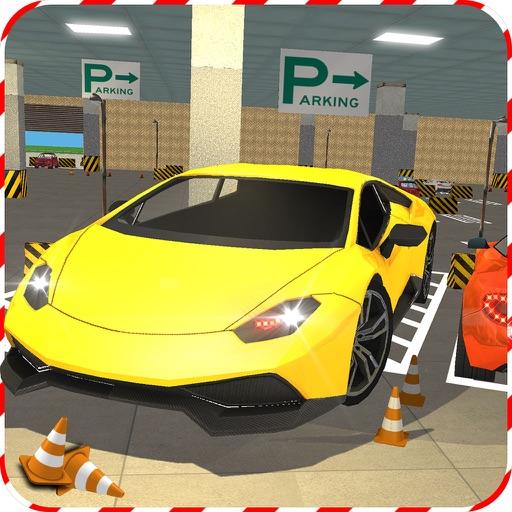 Mall Parking Lot: Car Park images