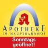 Apotheke im HBF Darmstadt
