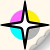 キラキラ塗り絵 - 色塗り・お絵描き無料アプリ