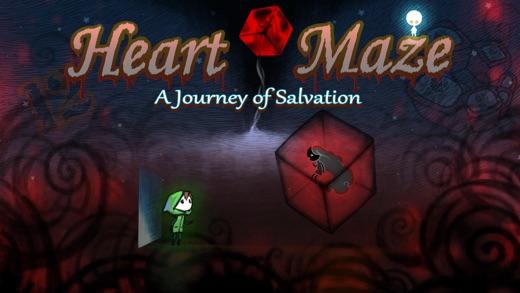 Heart Maze Screenshots