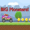 xiaoying zeng - Monster off the road car! artwork