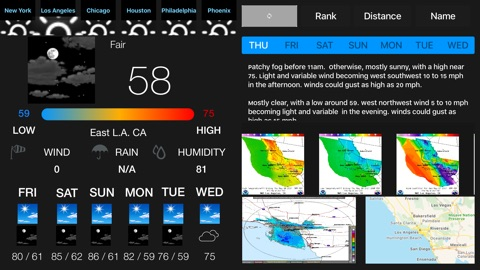 Instant NOAA Weather Forecast Pro | App Price Drops