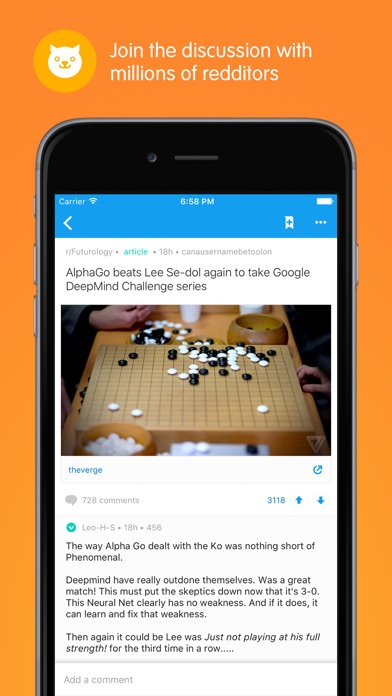 download Reddit: Trending News & Tips apps 3