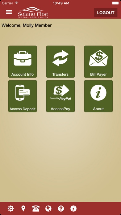 download Solano First Federal Credit Union Mobile Banking apps 3