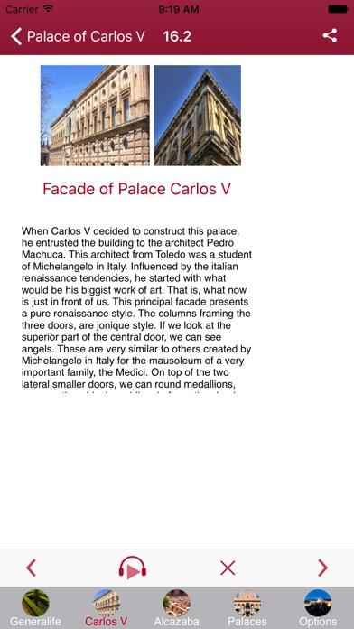 Guía Alhambra GranavisiónCapture d'écran de 1