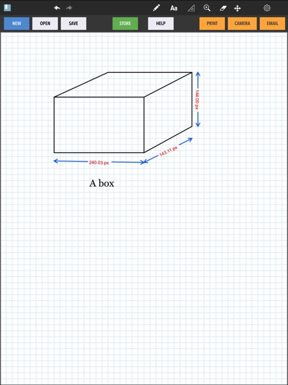 Graph Paper On The App Store