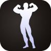 肩背臀部手臂锻炼健身计划女性锻炼