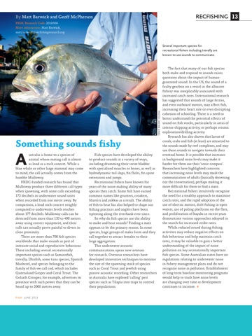 FRDC FISH Magazine screenshot 2