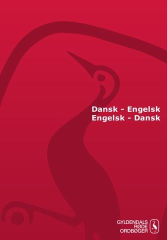 Gyldendal's English Danish Dictionary - Mini screenshot 1