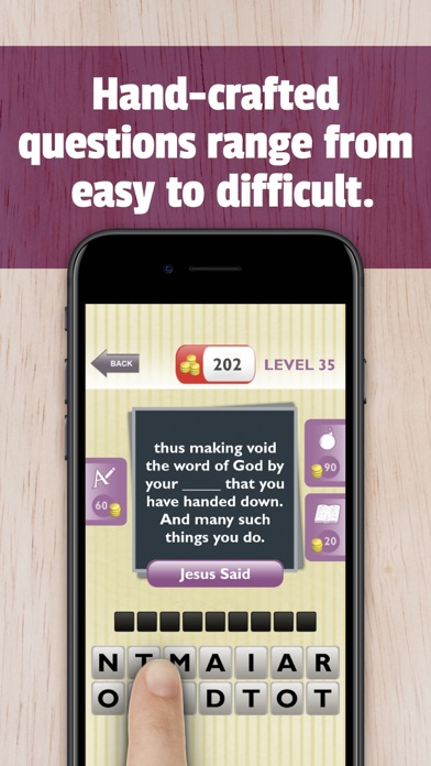 download Free Bible Trivia App Game apps 1