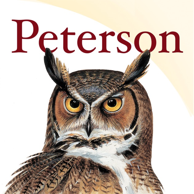 Image result for Peterson Bird Identifier & Field Guide