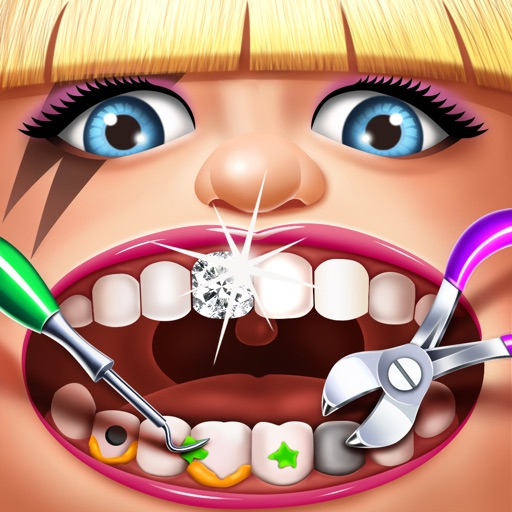 Celebrity Dentist - Doctor Simulator Games iOS App