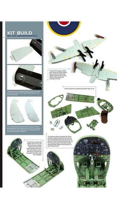 Model Airplane International Magazine review screenshots