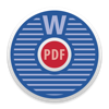 PDFtor-W : Create PDF from word, text and images