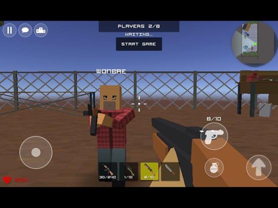 Zombie Strike Online : FPS, 3D на iPad