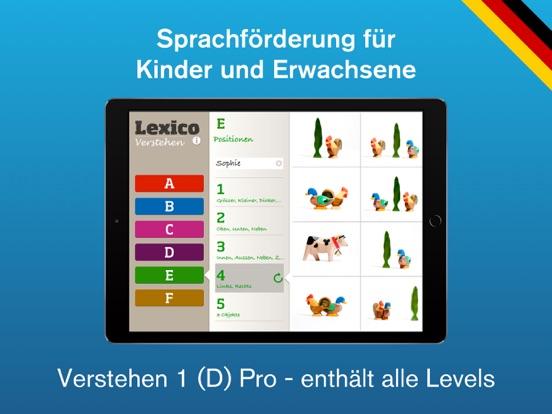 Lexico Verstehen 1 (D) Pro Скриншоты2